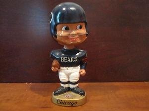 1960's NFL Chicago Bears Vintage Nodder Bobblehead | eBay