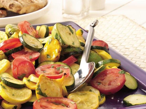 Summer Squash Stir-Fry | Recipe