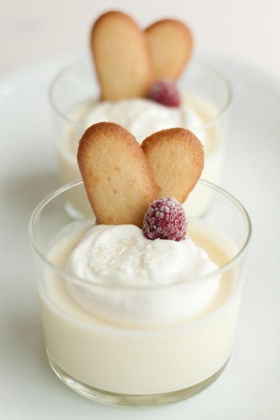 Lemon Posset | Cooking... my Passion | Pinterest