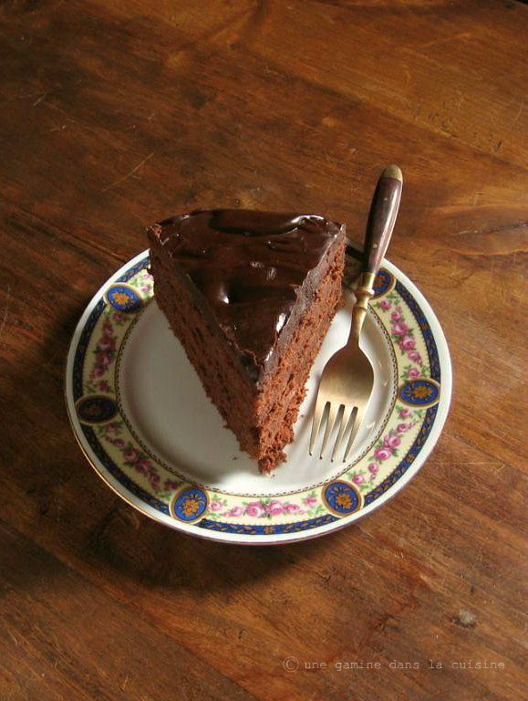 Cinnamon-Caramel Ganache Layer Cake | Cake Frenzy | Pinterest