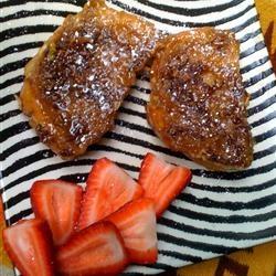 Orange Pecan French Toast | Recipe