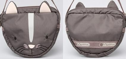 LeSportsac's Kitty-Shaped Crossbody Bag Is Big on Cute | Catster