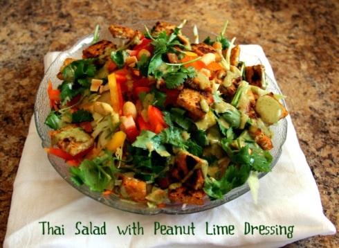 Thai Salad | The Salad Bar | Pinterest