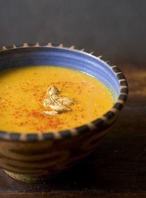 Thai spiced pumpkin soup. Super easy, healthy, seasonal, and crazy ...