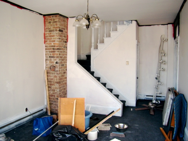 Interesting staircase for small space stairway ideas for home pin - Small space staircase image ...