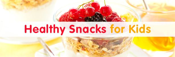 10 Healthy Snacks for Kids - Weigh It Up   Yummy!   Pinterest