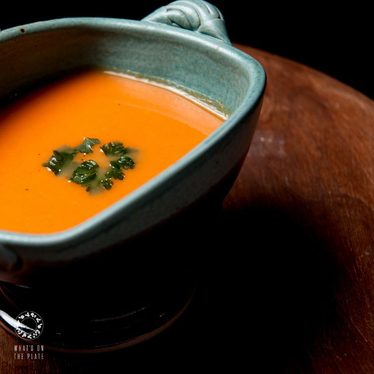 Creamy Carrot Soup | Recipes Soup soep | Pinterest
