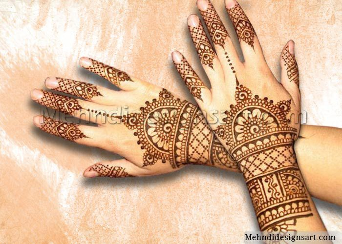 Mehndi Designs Upper Hand : Back hand mehndi design pinterest