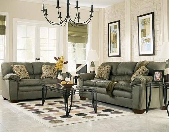 Sage green living room decorating pinterest for Sage living room ideas