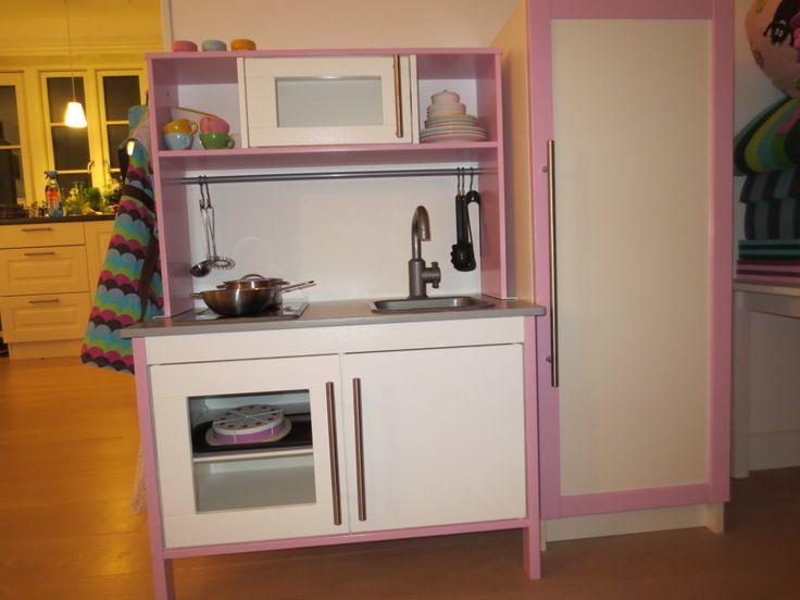 Ikea Duktig Hack  med legetøj!  Play rooms  Pinterest