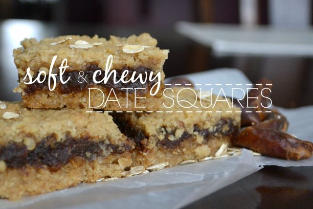 date square cookie bars | cookie/cookie bar recipes to try | Pinterest