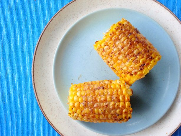 grilled corn with miso butter | milliemirepoix