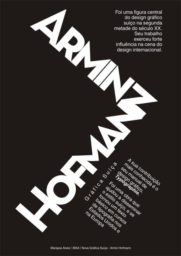 Armin hofmann swiss graphic design pinterest for Armin hofmann