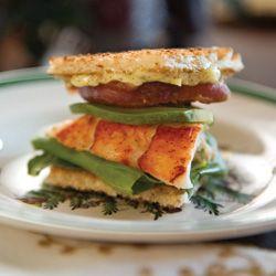 hudson kitchen lobster club flickr photo sharing lobster club sandwich ...