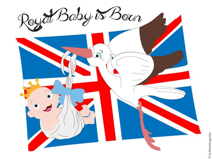 The Royal Baby Wishlist