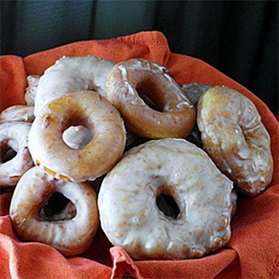 Yeast Raised Krispy Klones | Books Worth Reading | Pinterest