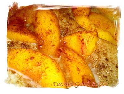 ... like this: peach french toast , french toast bake and french toast