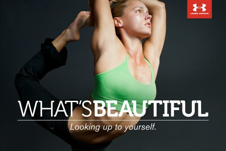 Under Armour Women What's Beautiful