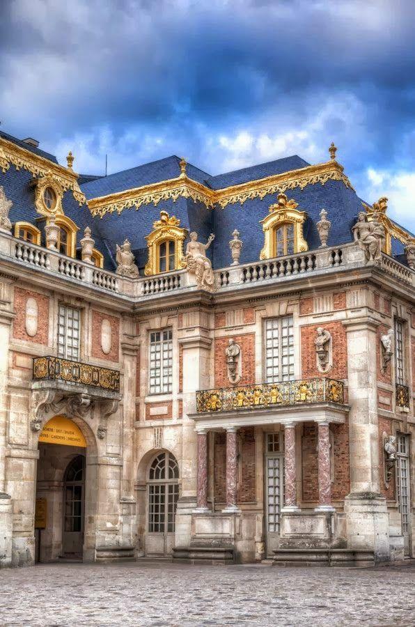 Main palace in versailles france we always have paris for Versailles paris