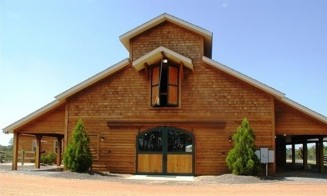 Luxury horse barns pictures joy studio design gallery for Luxury barn plans