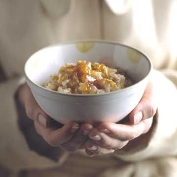 This Caramel Rice Pudding looks delicious, I will try it out