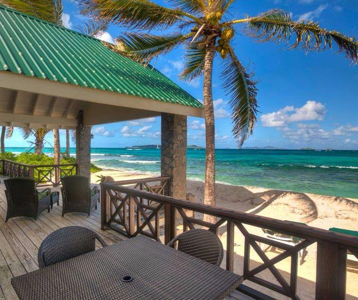 Villa By The Sea Palm Island The Grenadines Pinterest