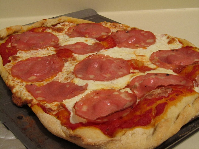 mortadella pizza on pourhouse.wordpress.com Learn The Secrets of ...