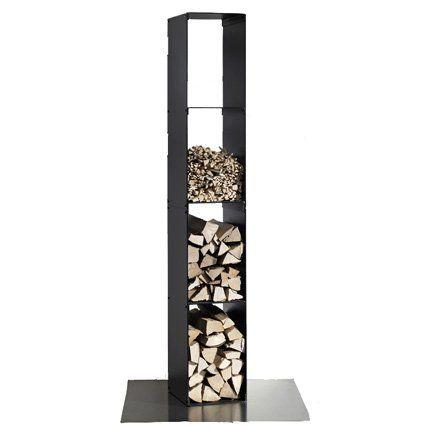 Etag re woodstock acier et noir furniture pinterest - Etagere rangement castorama ...