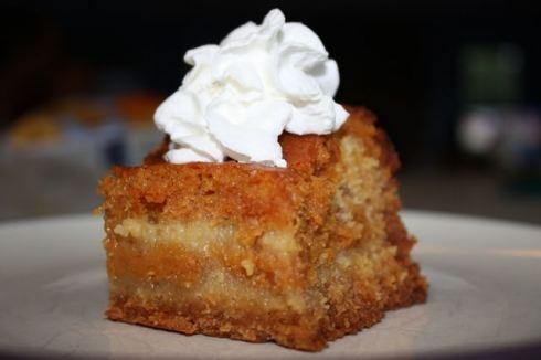 Pumpkin Gooey Butter Cake   Sweets, Treats and Desserts   Pinterest