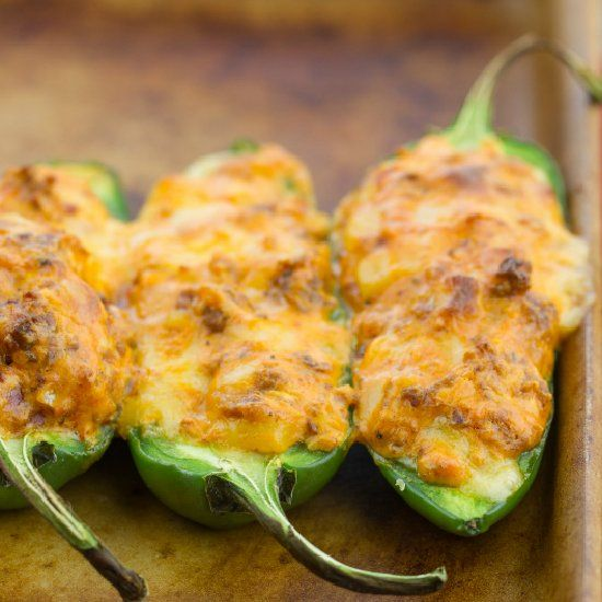jalapenos stuffed with mexican chorizo and smoked gouda