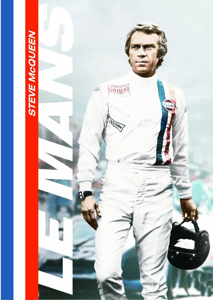 steve mcqueen le mans posters pinterest. Black Bedroom Furniture Sets. Home Design Ideas