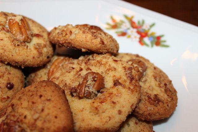 Butter Pecan Cookies | Sweets | Pinterest