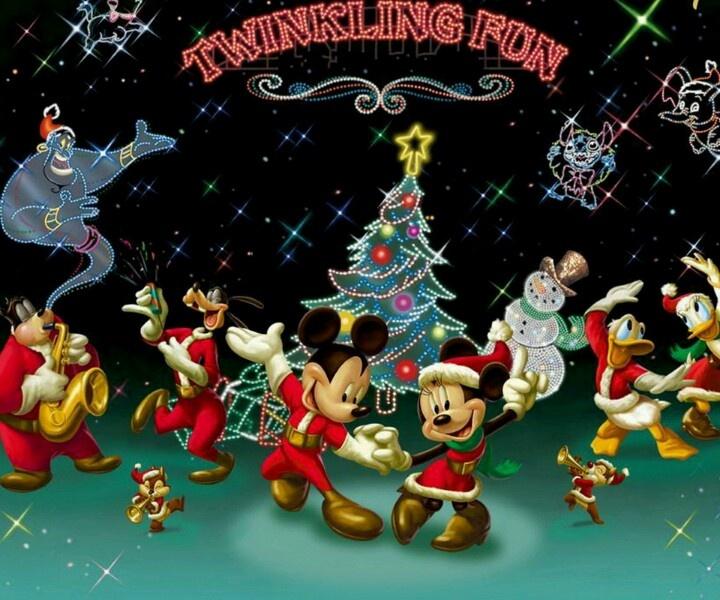 Disney christmas party disney art pinterest