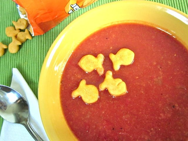 Easy and quick tomato soup | Recipes to Try | Pinterest