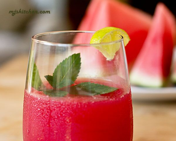 Watermelon Coolers | Quench | Pinterest