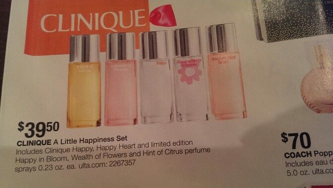 Clinique gift set gift for teens pinterest