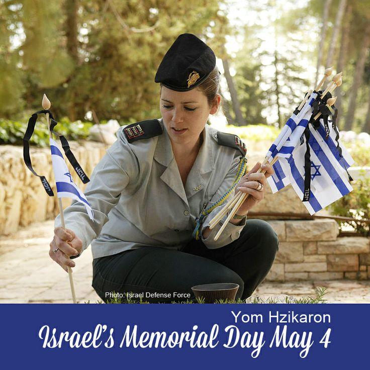 memorial day 2014 israel