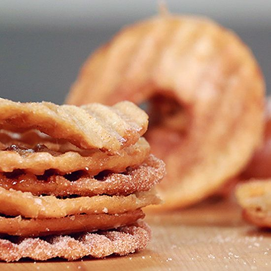 Donut Chips: A Breakfast Staple Made Snackable