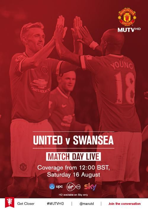 man united v swansea fa cup on tv