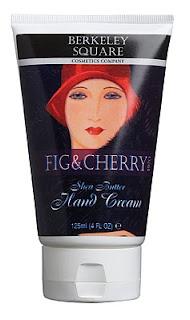 berkeley square fig amp cherry shea butter hand cream