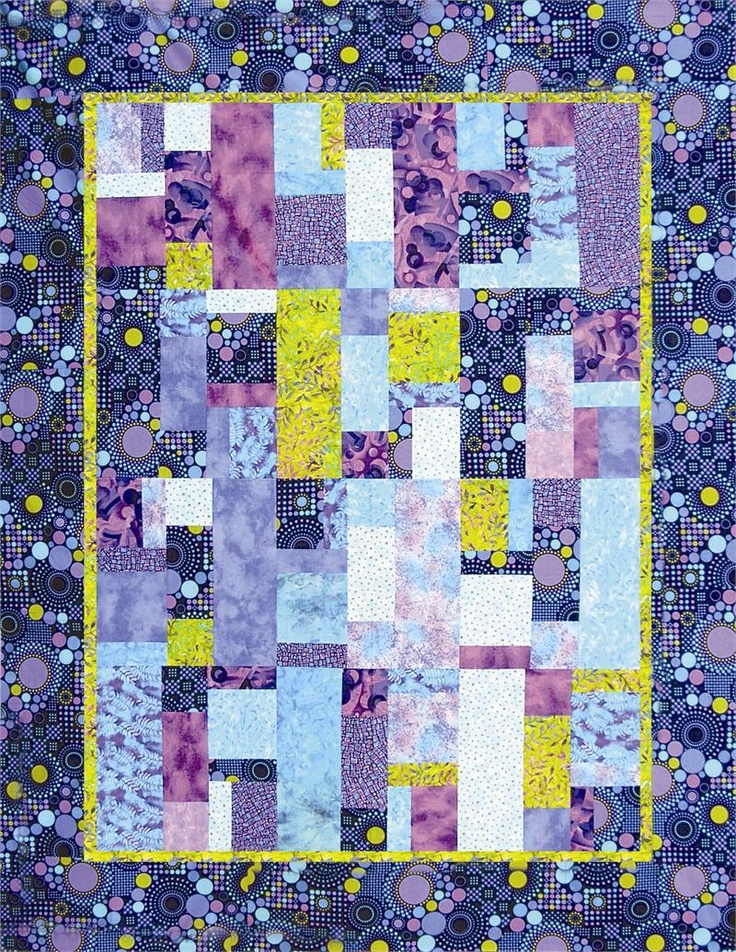Quilting Patterns Basic : Quilt Patterns For Beginners Quiltiing Pinterest