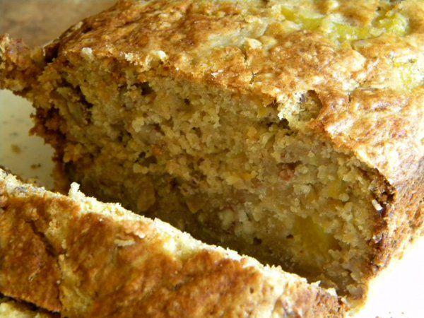 Peach Bread Recipe — Dishmaps