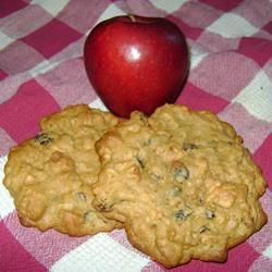 Jumbo Breakfast Cookies http://allrecipes.com/Recipe/Jumbo-Breakfast ...