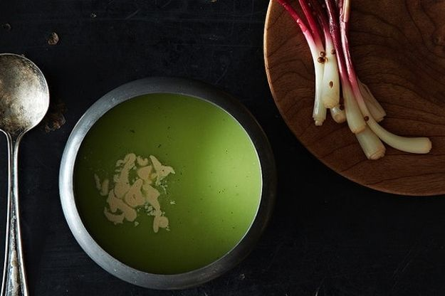 ... Cream & Pickled Ramps | 6 Delicious Cold Soups To Make On A Hot Day