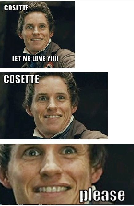 cosette and marius relationship memes