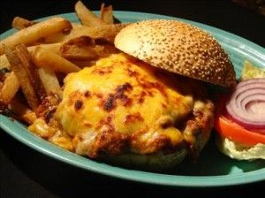 Cincinnati Bengals Chili Burger   BENGALS GROWLIN !   Pinterest