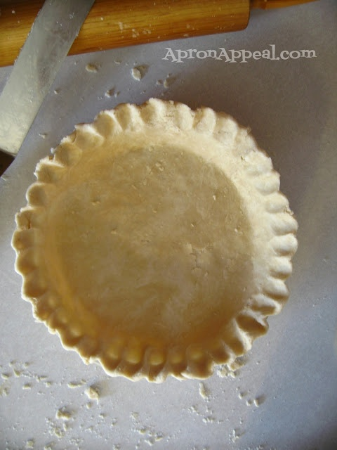 Basic Pie Crust | Good Sweets | Pinterest