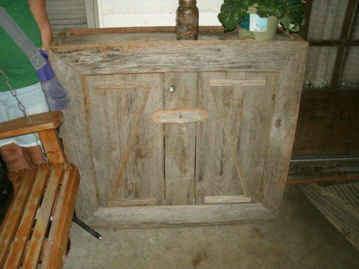 Pin by aaron manley on for the home pinterest for Wood fish tank stand