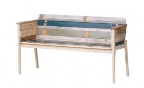 Muebles de materiales reciclados