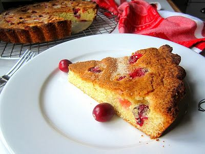Stacey Snacks - easy cranberry cake! | Everything sweet - desserts, c ...